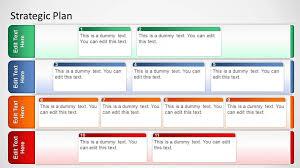 026 Microsoft Word Strategic Plan Template New Design Full Business