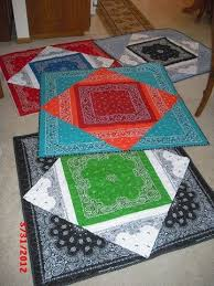 Bandana Quilt Patterns