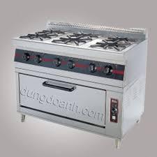 Bếp Âu 6 họng kèm lò nướng gas WGF6-7 trong 2020 | Bếp, Lò nướng, Nướng