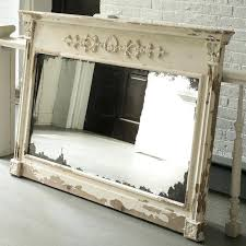 how to frame a mirror with wood huge rustic ornate wood framed mirror frame mirrors woods