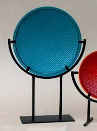 Art Glass Display Stands Specifications for Item 100 Display Stand for Fused Glass 23