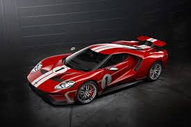 2018 ford job 1. fine job the new limited edition ford gt u002767 heritage livery will consist of a  glossfinish race red paint job accented by white stripes and exposed carbon which  on 2018 ford 1