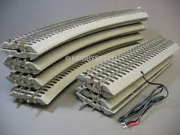 wiring o gauge 3 rail train tracks wiring image lionel o gauge fastrack oval train fast track 3 rail roadbed 40 x on wiring o