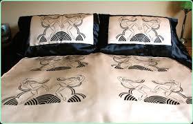 art deco duvet covers bedding quilt set nouveau amazing appealing 4 gingersnapsweets com
