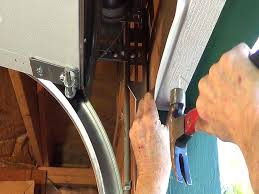 install garage door opener high ceiling diy
