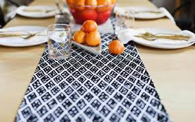 dining room table runner ideas 10 minute table runner variations you how to make a table runner table runner ideas sewing