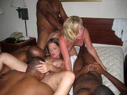 Interacial wifes gangbang videos