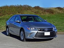 2015 Toyota Camry LE Road Test Review | CarCostCanada