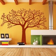 tree large wall sticker cutzz