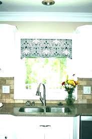 modern window valance modern window valance ideas curtain valance styles kitchen bay window valance ideas bay