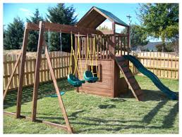 backyard playset playground ideas diy outdoor playsets for toddlers little  tikes plans canada . backyard playset building plans ...