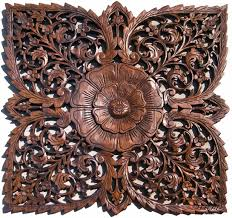 asian wood wall art large rectangle brown varnished detail carved wooden traditional floral pattern asian carved on asian carved wood wall art with wall art best ideas asian wood wall art asian wood carving wall art