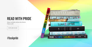 barnes noble home page read with pride a veritable rainbow this historic pride month explore now