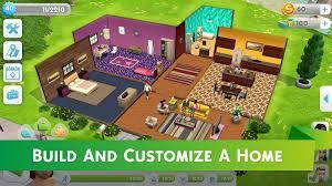 The Sims Mobile Home Design Ea Announces The Sims Mobile Coming Soon To Ios Macrumors