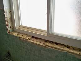 luxury tile around window houzz simple our oldhouse bathroom has a large window in the shower see our diy