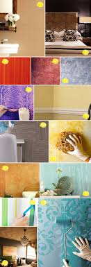 textured wall painting ideas