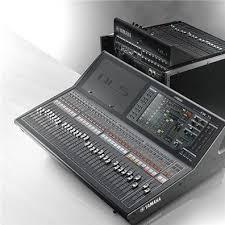 yamaha mixer. ql series yamaha mixer