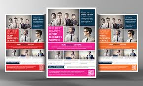 one page flyer template 20 cool business flyers templates