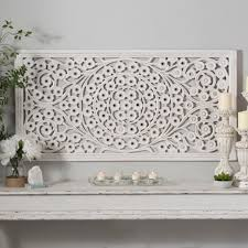 white carved wood wall art on carved wood wall art white with white carved wood wall art andrews living arts carved wood wall