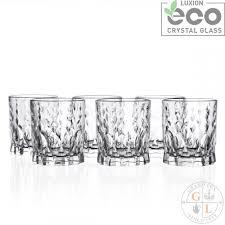 <b>Набор стаканов</b> для виски RCR Marilyn <b>340</b> мл (6 шт) – купить в ...