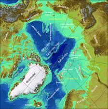 Free Bathymetric Charts Figure A International Bathymetric Chart Of The Arctic