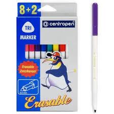 <b>Фломастеры Centropen</b> Erasable | Отзывы покупателей