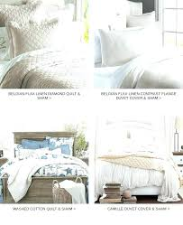 what is flax linen duvet cover french quilt