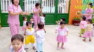Trò chơi Nhà trẻ, trò chơi mẫu giáo - Trò chơi Mầm non - Top 10 trò chơi  Mầm non - PHẦN 1 - YouTube