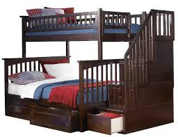 twin over full bunk bed with stairs. Gorgeous Twin Over Full Bunk Bed With Stairs Ogden Stairway