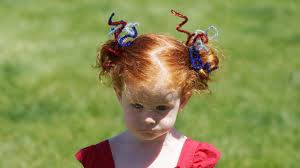 Easy 4th Of July Hair Cute Girls Hairstyles Youtube