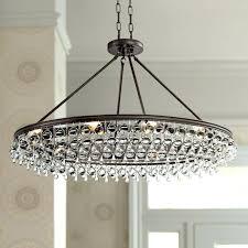 box chandelier