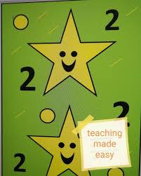 Whole Class Star Reward Chart
