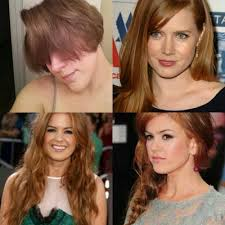 Want A Light Or Dark Strawberry Blonde