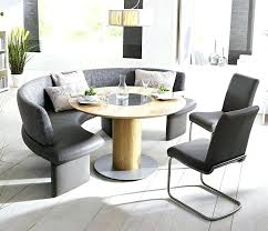 dining table with sofa bench dining table with couch seating