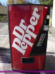 Dr Pepper Vending Machine For Sale Adorable Item 48 SOLD November 48 Kansas City MO Area Multi