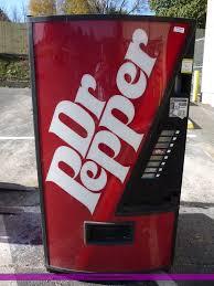 Dr Pepper Vending Machines Inspiration Item 48 SOLD November 48 Kansas City MO Area Multi