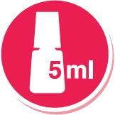 <b>Mini</b> Color nail polish