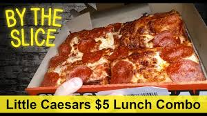 little caesars lunch bo review