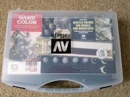 Vallejo Game Game Colour Mega 72 Colour Paint Set Citadel