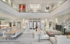 modern home all white