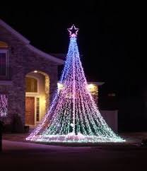 outdoor xmas lighting. 15 Christmas Lighting Ideas Inspiration For Outdoor. Outdoor Xmas