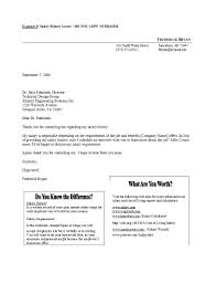 Salary Requirements In Cover Letter Examples 34 Best Salary Requirements Cover Letters Tips