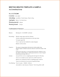 Sample Meeting Minutes Corporate Minutes Template Word Sample Meeting 24 Easy But 244 10