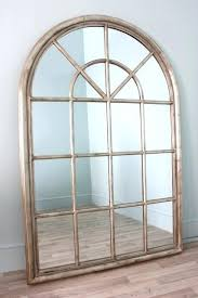 large arched mirror. Large Arched Mirror Panelled Window An Unusual Mirrors Uk .