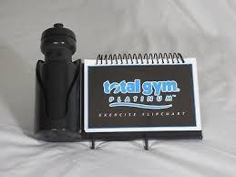 Chart Holder Flask Total Gym Flip Chart Holder Base For Platinum Platinum Plus