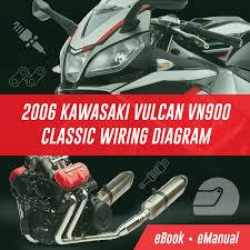 vn900 Kawasaki Vulcan 900 Wiring Diagram For A Motorcycle 2006 kawasaki vulcan vn900 classic wiring diagram Kawasaki Vulcan 900 Classic