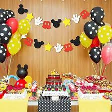 20 mickey mouse birthday party ideas