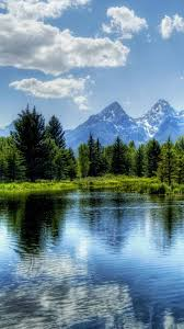 Lakes and mountains HD Wallpapers for ...