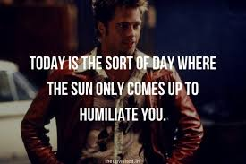 Fight Club Quotes Delectable 48 Dark Fight Club Quotes That Show You The Raw Truth Of Life The
