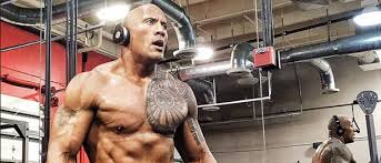 rock ing for 30 days one man s journey to eat and train like dwayne the rock johnson